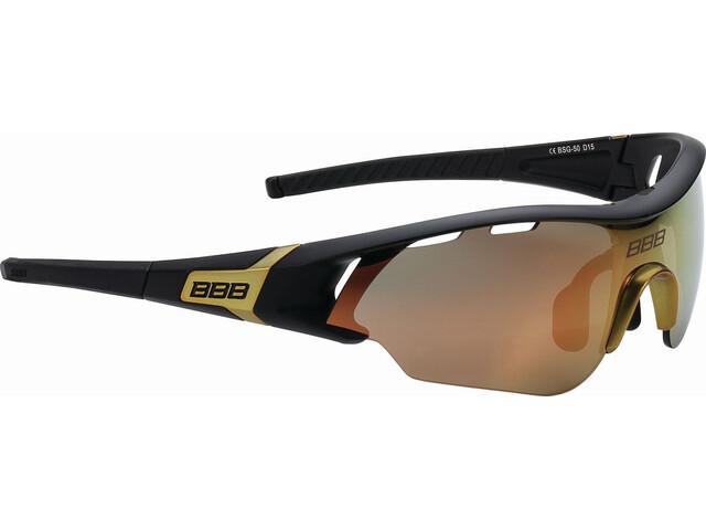BBB Summit BSG-50 Sport Glasses, matte black